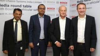 Electronic Stability Program could prevent up to 70 % of skidding accidents on highways: Reports Bosch India