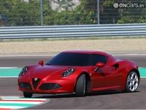 Video: Full lap of Nurburging in Alfa Romeo's record-breaking 4C