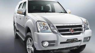 Force One 4WD to arrive at Auto Expo