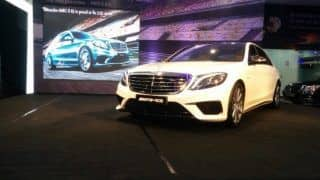Mercedes-Benz S63 AMG Saloon Launched in India: Mercedes Prices the car at INR 2.53 Crore
