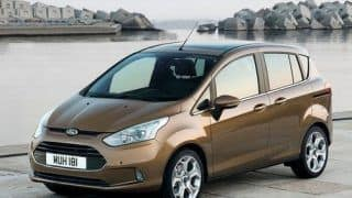 2012 Geneva Motor Show - Ford B-Max launched