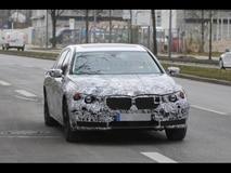 Scoop: 2015 BMW 7-series caught on test