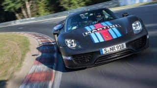Three new models from Porsche to debut at motor shows around the globe