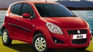 Maruti Suzuki officially launches Ritz automatic at Rs 6.43 lakh