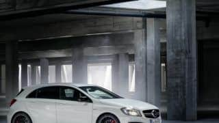 Mercedes-Benz A45 AMG launched in the UK