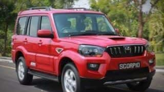Mahindra Scorpio Automatic to Launch Soon: RTO Registration in Process