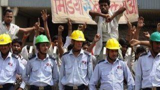 Haryana cops lathicharge Maruti Suzuki workers and their families