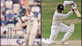 India vs England Statistical Preview 5th Test: Virat Kohli Has a Chance to go Past Rahul Dravid And Match a 50-Year-Old Record at Oval in Alastair Cook's Farewell Test