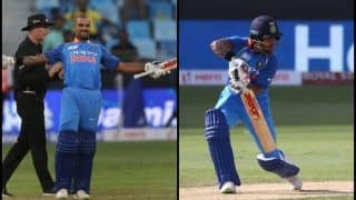 Asia Cup 2018: India vs Pakistan 5th ODI: Centurion Shikhar Dhawan Has a Message For Sarfraz Ahmed-Led Pakistan