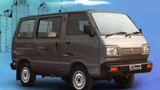 Maruti Suzuki Omni Limited Edition launched