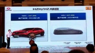 Renault Koleos' successor revealed: Codenamed HZJ