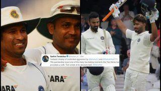 India vs England 5th Test Kennington: How Sachin Tendulkar, Virender Sehwag Praised KL Rahul, Rishabh Pant