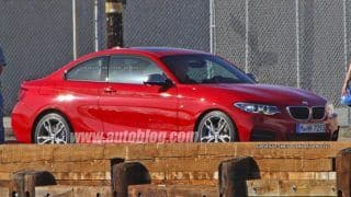 Scoop: Upcoming BMW 2 Series caught undisguised