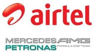 Exclusive: Mercedes AMG Petronas F1 team joins hands with Bharti Airtel