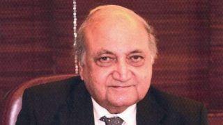Keshub Mahindra to step down as chairman of Mahindra & Mahindra Ltd