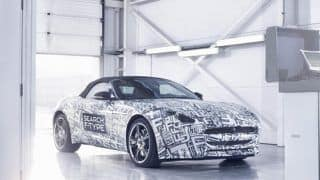 Jaguar Land Rover to invest 200 million pounds for the new F-Type