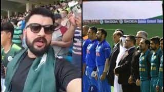 Asia Cup 2018: When a Pakistani National Sang Indian National Anthem Jana Gana Mana Ahead of Clash Between Rohit Sharma And Sarfaraz Ahmed's Men -- WATCH