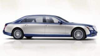 Maybach to be axed in 2013