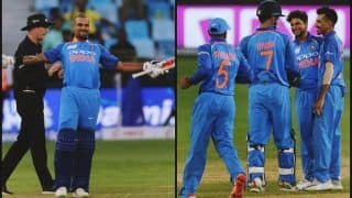 Asia Cup 2018: India vs Pakistan 5th ODI -- Shikhar Dhawan, Ambati Rayudu to Jasprit Bumrah, Kuldeep Yadav, Players to Watch Out From Rohit Sharma's India