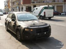 Fiat Aegea (Linea replacement) spied: launch in 2016-17