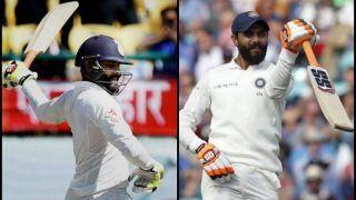 India vs England 5th Test Day 3 Kenington Oval: Ravindra Jadeja Misses Maiden Century, Twitter Hails Him For Sword Dance -- WATCH