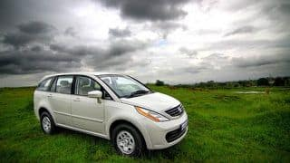 First Drive Review: Tata Aria 4x2 Pure and Pleasure variants