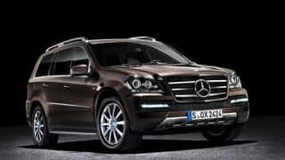 Mercedes Benz GL Grand Edition launched in India