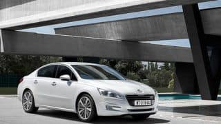 Peugeot to launch premium 508 sedan next year