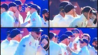 India vs England 4th Test Southampton: When Ben Stokes Punched Adil Rashid on His Face After Hosts Beat Virat Kohli And Co to Win Series -- WATCH