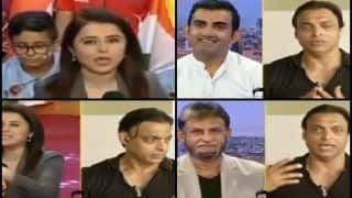 Asia Cup 2018 Super Four, India vs Afghanistan Match 5: Former Pakistan Cricketer Shoaib Akhtar Gets Angry on Indian Journalist in Gautam Gambhir's Presence -- WATCH