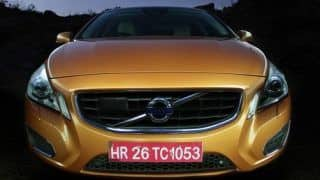 Volvo S60 T6 launch date in India is July 3rd, 2015