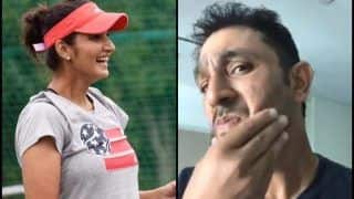 Asia Cup 2018: When Azhar Mahmood Made His Wife Happy Ahead of India Clash, But Shoaib Mailk's Wife Sania Mirza Has Something to Say -- WATCH