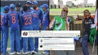 Asia Cup 2018 Finals: This Pakistani's Tweet is Winning Indian Hearts Ahead of The Bangladesh Clash