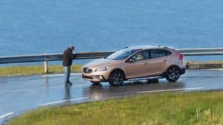 Volvo XC40 compact crossover to be revealed at Paris Motor Show; could arrive in India