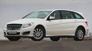Mercedes Benz R-Class diesel automatic launched