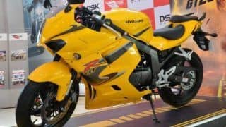DSK Hyosung to Manufacture Bikes in India: India-made Hyosung bikes will be cheaper, GT250R may cost a lakh lesser