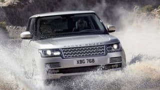 2013 Range Rover launched in India at Rs 1.72 crore