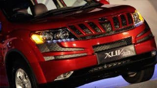 Mahindra to launch a lower spec variant of XUV500