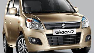 2013 Maruti Suzuki Wagon R revealed!