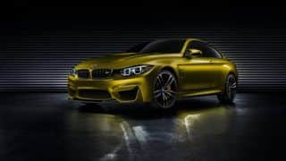 BMW M4 to go on sale early next year