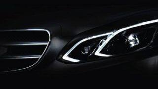 Official: 2013 Mercedes Benz E-class facelift to be launched on June 25