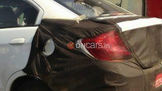 Scoop! Chevrolet Sail sedan caught on test (video)