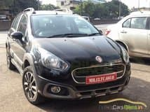 Fiat Avventura Abarth launch towards the end of this year: Punto Abarth launch in October