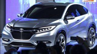 2013 NAIAS: Honda Urban SUV Concept revealed