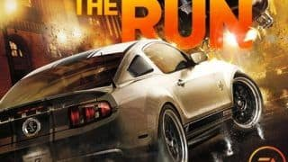 Need for Speed: The Run -  Buried Alive trailer (video)