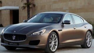 Maserati's all-new mid-size sedan scheduled for April debut