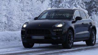 Scoop: Porsche Macan captured on video