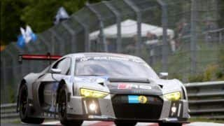 Audi R8 LMS makes amazing racing debut with an impressive win at Nurburgring