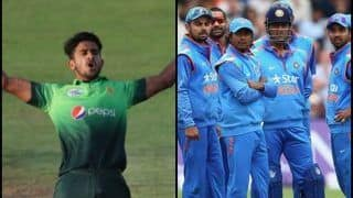 Asia Cup 2018: Not Virat Kohli, Pakistan's Hasan Ali Rates India's MS Dhoni's Scalp as His Favourite From 2017 ICC Champions Trophy Finals