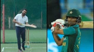 India vs Pakistan, Asia Cup 2018 Super Four: Aakash Chopra Decodes Fakhar Zaman's Technique Before Rohit Sharma And co Take on Sarfaraz Ahmed's Pakistan -- WATCH